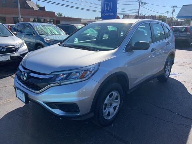 Used Honda Cr-v LX 2016 | Sullivan Automotive Group. Avon, Connecticut