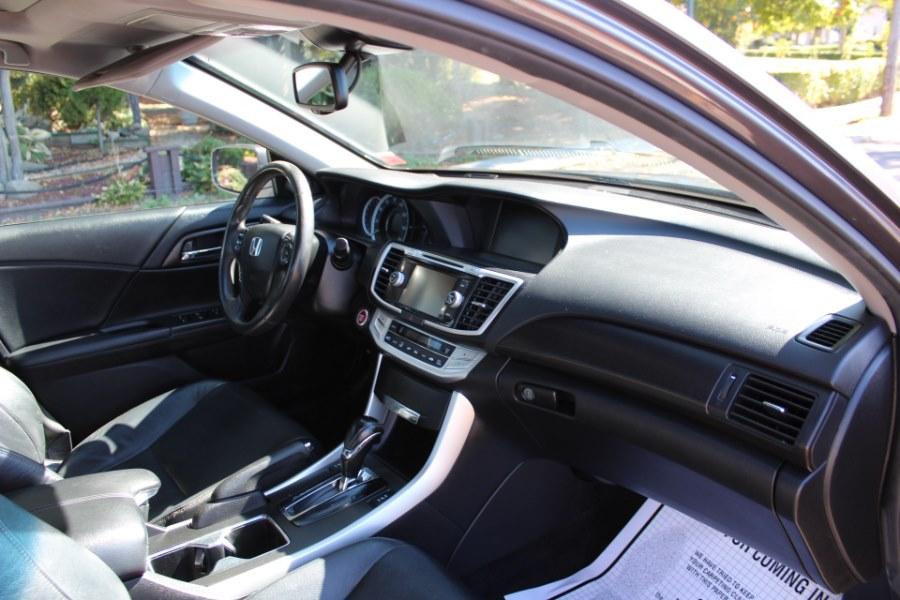 2015 Honda Accord Sedan 4dr I4 CVT EX-L, available for sale in Great Neck, NY