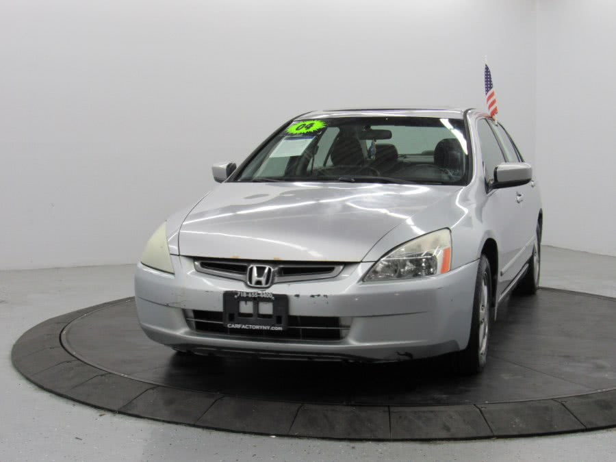 Used 2004 Honda Accord Sdn in Bronx, New York | Car Factory Inc.. Bronx, New York