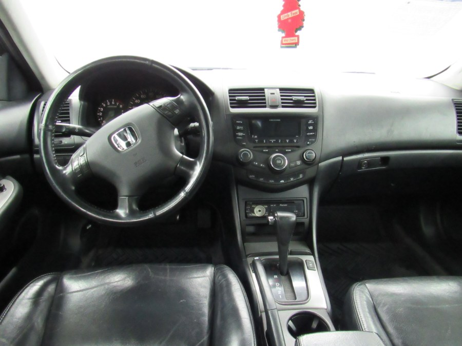 2004 Honda Accord Sdn EX Auto w/Leather/XM, available for sale in Bronx, New York   Car Factory Inc.. Bronx, New York