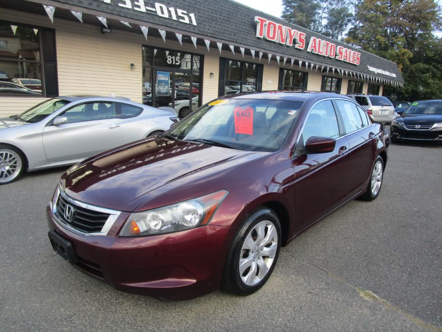 Used 2010 Honda Accord Sdn in Waterbury, Connecticut | Tony's Auto Sales. Waterbury, Connecticut