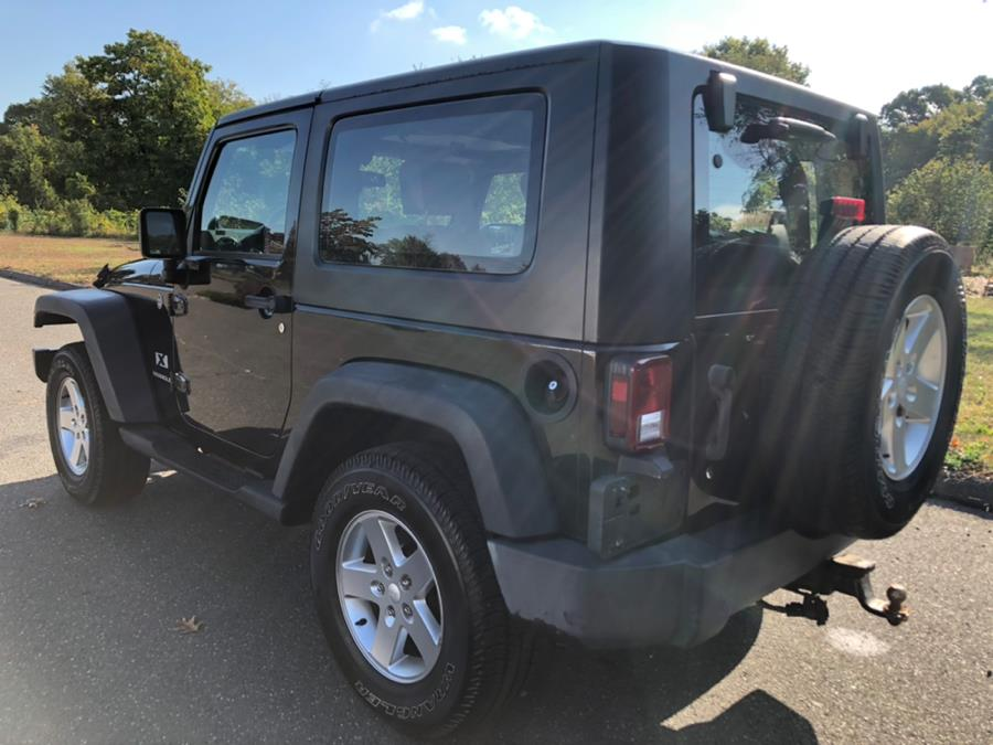 Used Jeep Wrangler 4WD 2dr X 2007 | Malkoon Motors. Agawam, Massachusetts