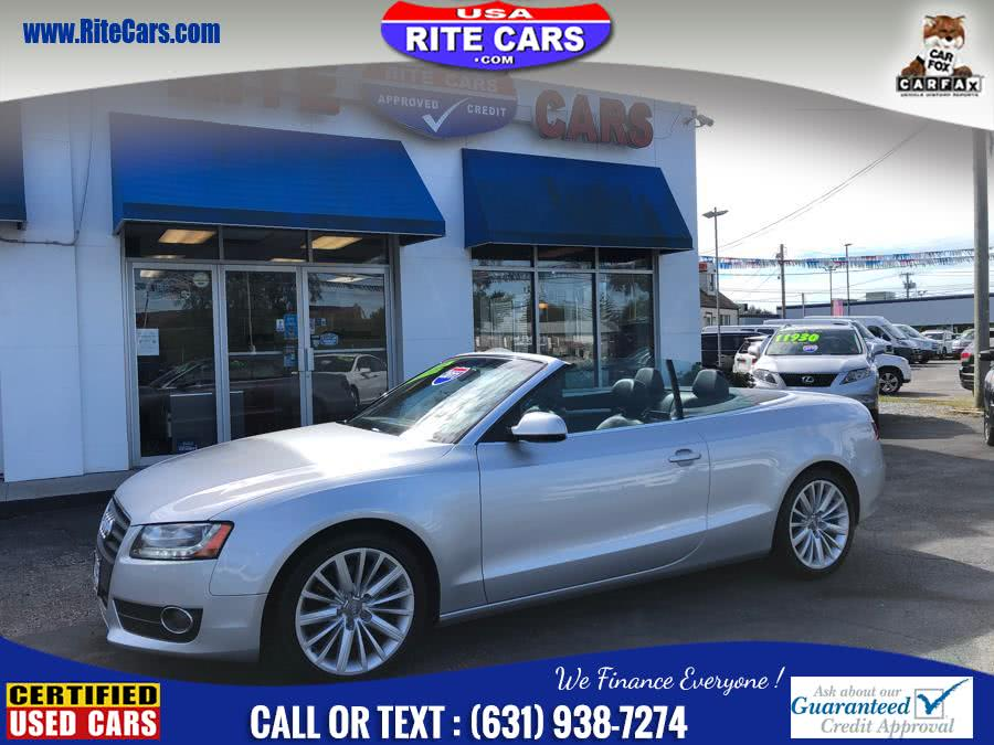 Used 2011 Audi A5 in Lindenhurst, New York | Rite Cars, Inc. Lindenhurst, New York
