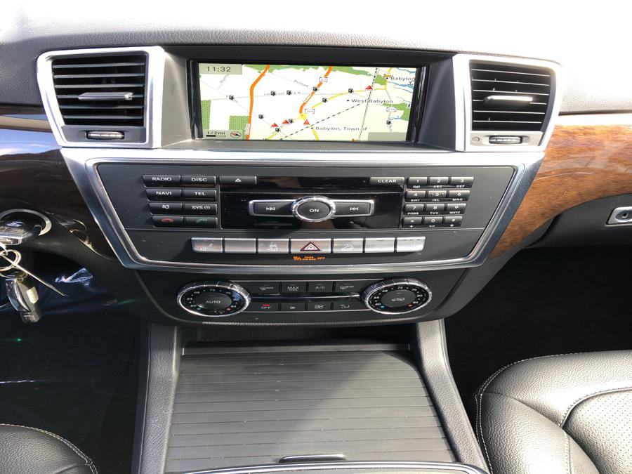 2015 Mercedes-Benz M-Class 4MATIC 4dr ML350, available for sale in Lindenhurst, New York | Rite Cars, Inc. Lindenhurst, New York