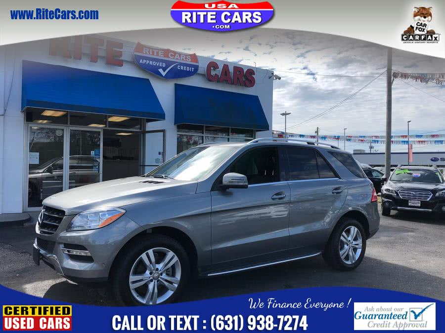 Used 2015 Mercedes-Benz M-Class in Lindenhurst, New York | Rite Cars, Inc. Lindenhurst, New York