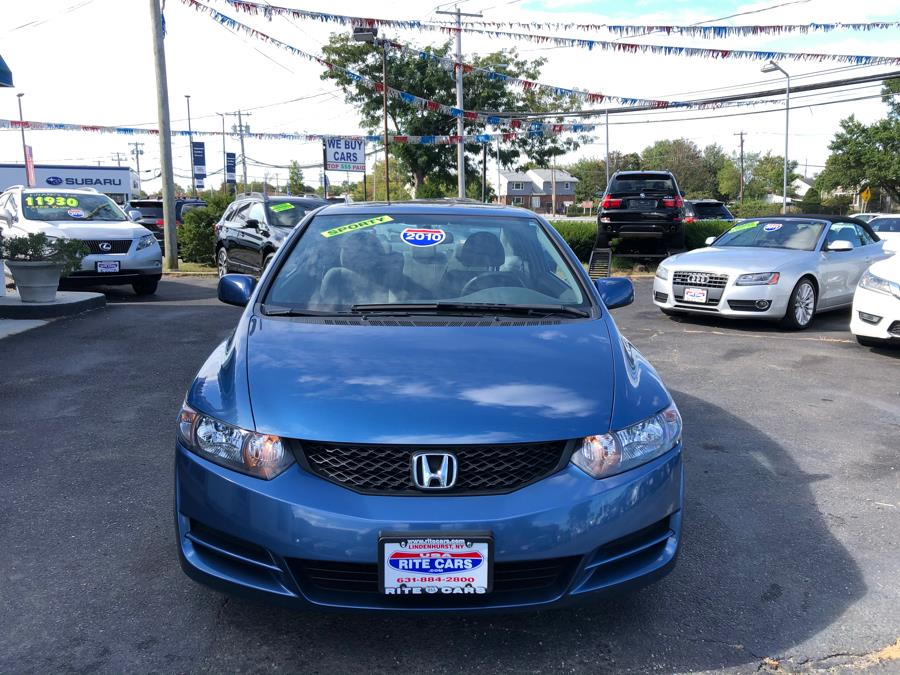 Used Honda Civic Cpe 2dr Auto EX 2010 | Rite Cars, Inc. Lindenhurst, New York