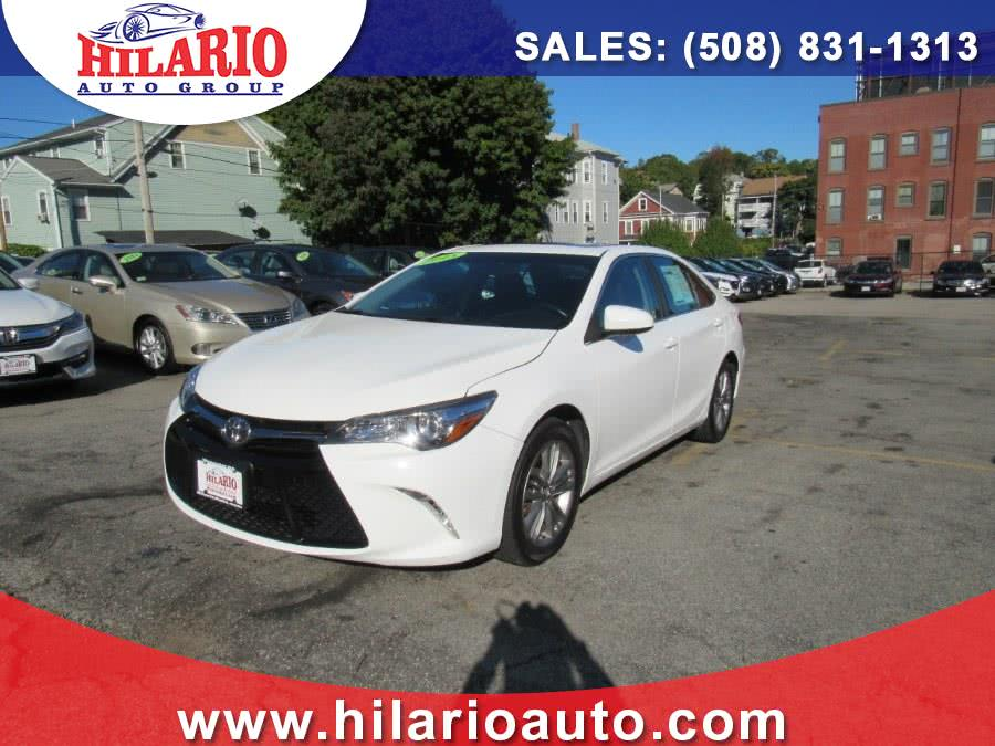 Used 2015 Toyota Camry in Worcester, Massachusetts | Hilario's Auto Sales Inc.. Worcester, Massachusetts