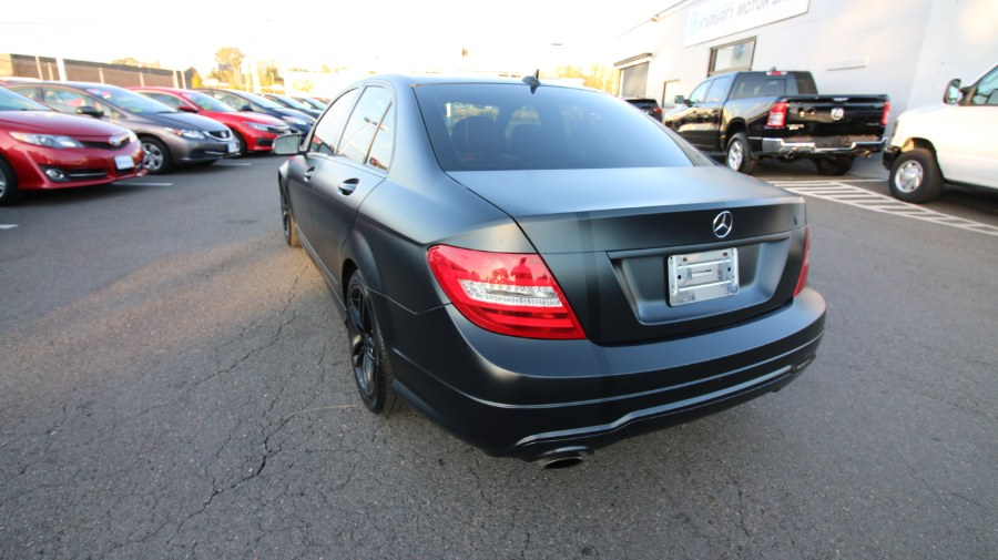 2013 Mercedes-Benz C-Class 4dr Sdn C250 Sport RWD, available for sale in Medford, Massachusetts | Inman Motors Sales. Medford, Massachusetts