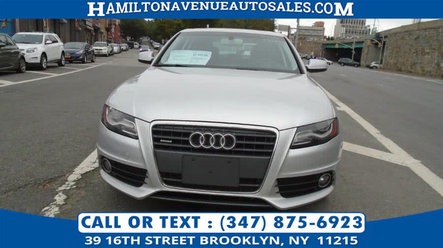 Used 2012 Audi A4 in Brooklyn, New York | Hamilton Avenue Auto Sales DBA Nyautoauction.com. Brooklyn, New York