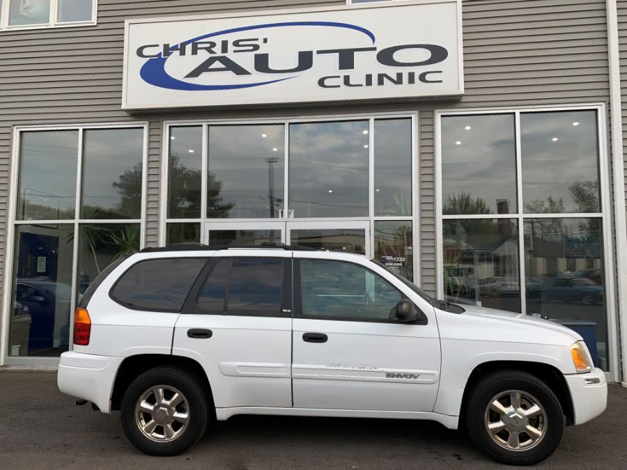 Used 2002 GMC Envoy in Plainville, Connecticut | Chris's Auto Clinic. Plainville, Connecticut