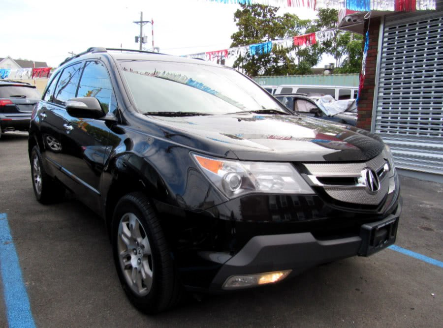 2008 Acura MDX 4WD 4dr Tech Pkg, available for sale in Paterson, New Jersey | MFG Prestige Auto Group. Paterson, New Jersey