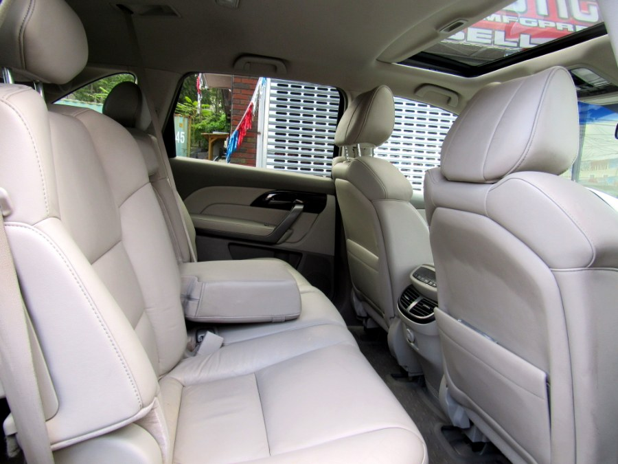 2008 Acura MDX 4WD 4dr Tech Pkg, available for sale in Paterson, New Jersey   MFG Prestige Auto Group. Paterson, New Jersey