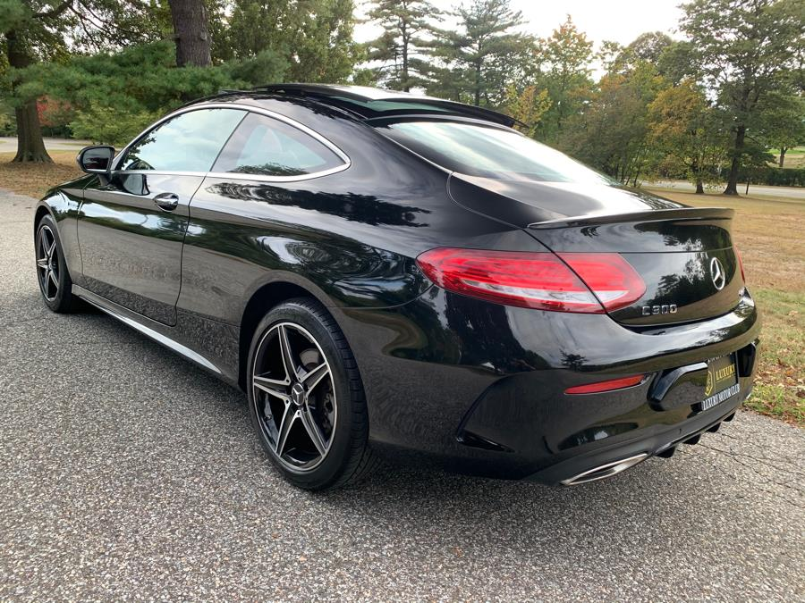2017 Mercedes-Benz C-Class C 300 4MATIC Coupe, available for sale in Franklin Square, New York | Luxury Motor Club. Franklin Square, New York