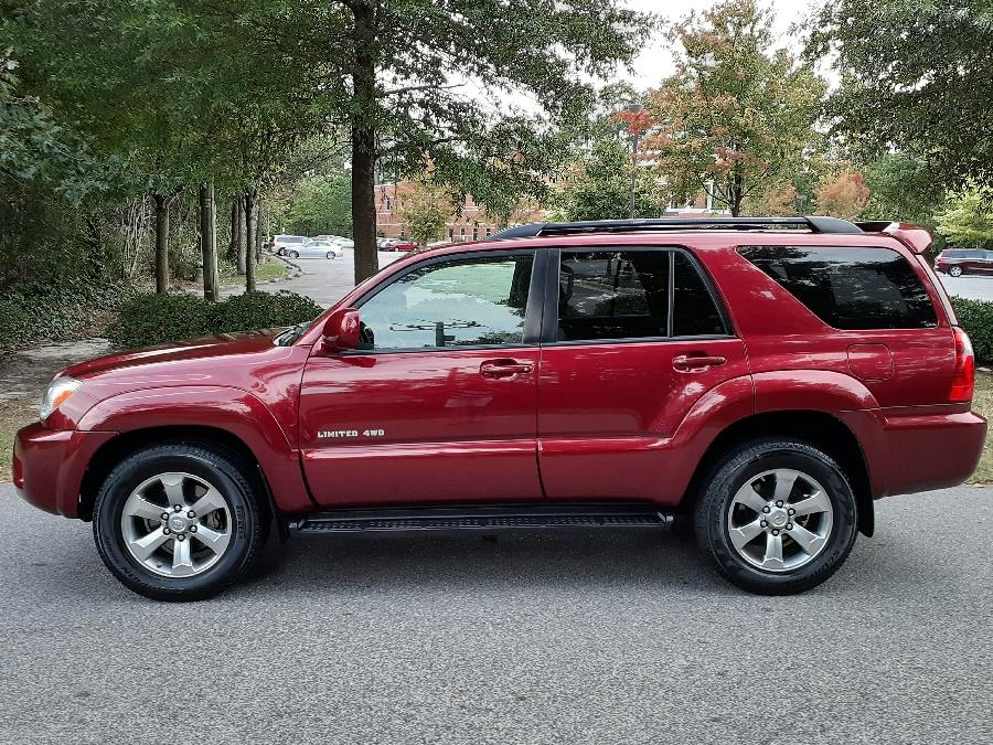 2007 Toyota 4Runner 4WD 4dr V8 Limited (Natl), available for sale in Virginia Beach, Virginia   CXB Auto Sales. Virginia Beach, Virginia