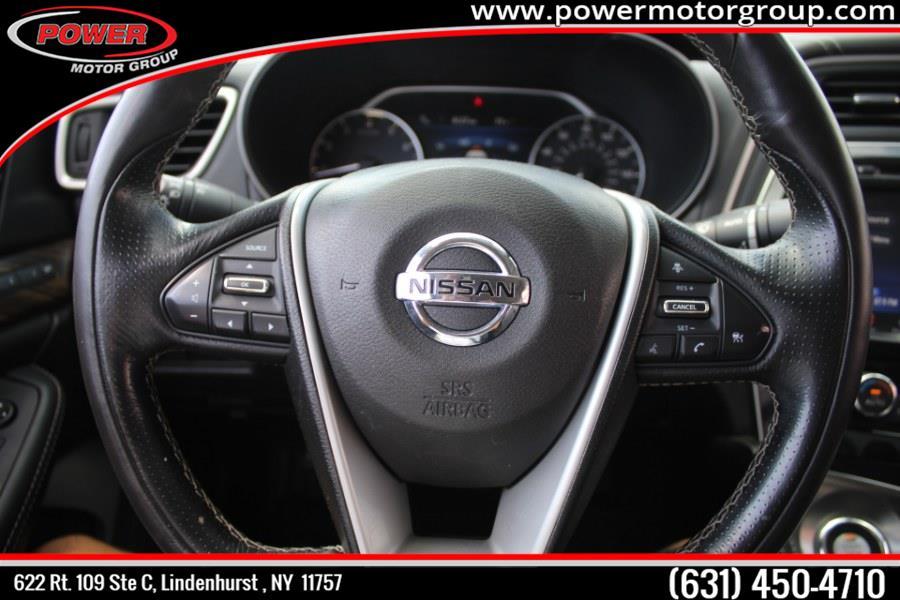 2017 Nissan Maxima Platinum 3.5L, available for sale in Lindenhurst , New York | Power Motor Group. Lindenhurst , New York