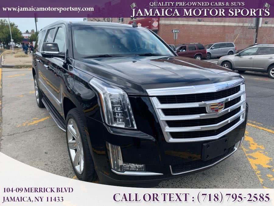 Used 2015 Cadillac Escalade ESV in Jamaica, New York | Jamaica Motor Sports . Jamaica, New York