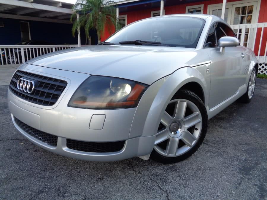 Used 2006 Audi TT in Orlando, Florida | Rahib Motors. Orlando, Florida