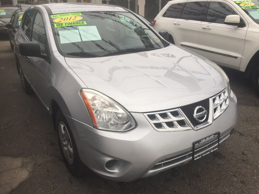 Used Nissan Rogue AWD 4dr SV 2012 | Middle Village Motors . Middle Village, New York