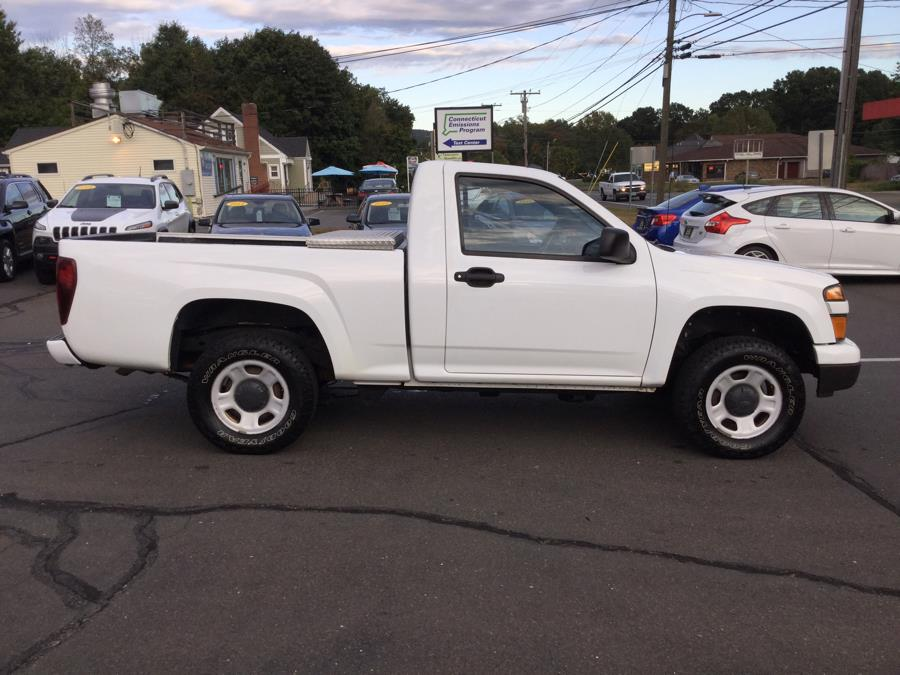 2012 Chevrolet Colorado 4WD Reg Cab Work Truck, available for sale in Plantsville, Connecticut | L&S Automotive LLC. Plantsville, Connecticut