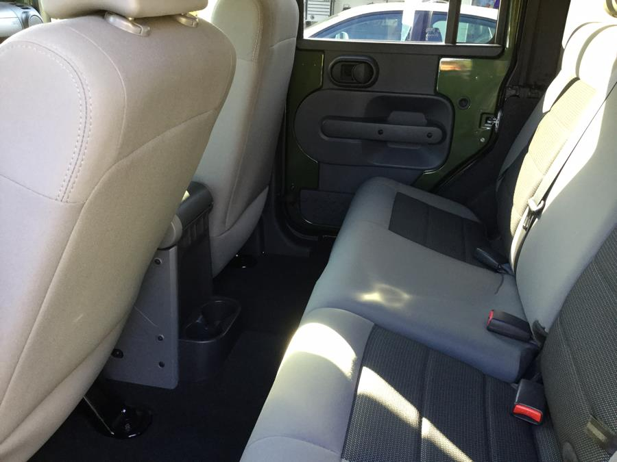 2009 Jeep Wrangler Unlimited 4WD 4dr X, available for sale in Plantsville, Connecticut | L&S Automotive LLC. Plantsville, Connecticut