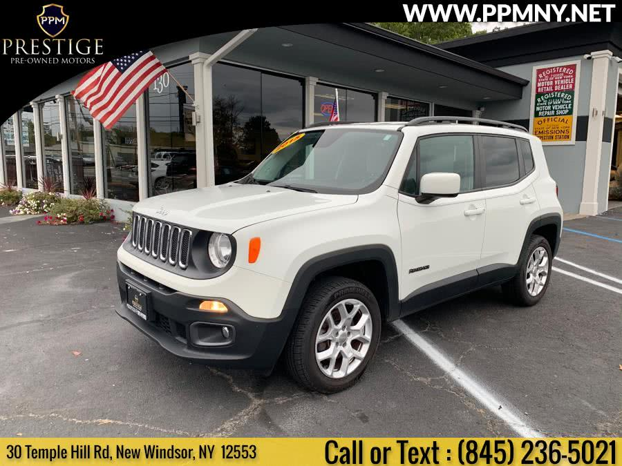 Used 2015 Jeep Renegade in New Windsor, New York | Prestige Pre-Owned Motors Inc. New Windsor, New York