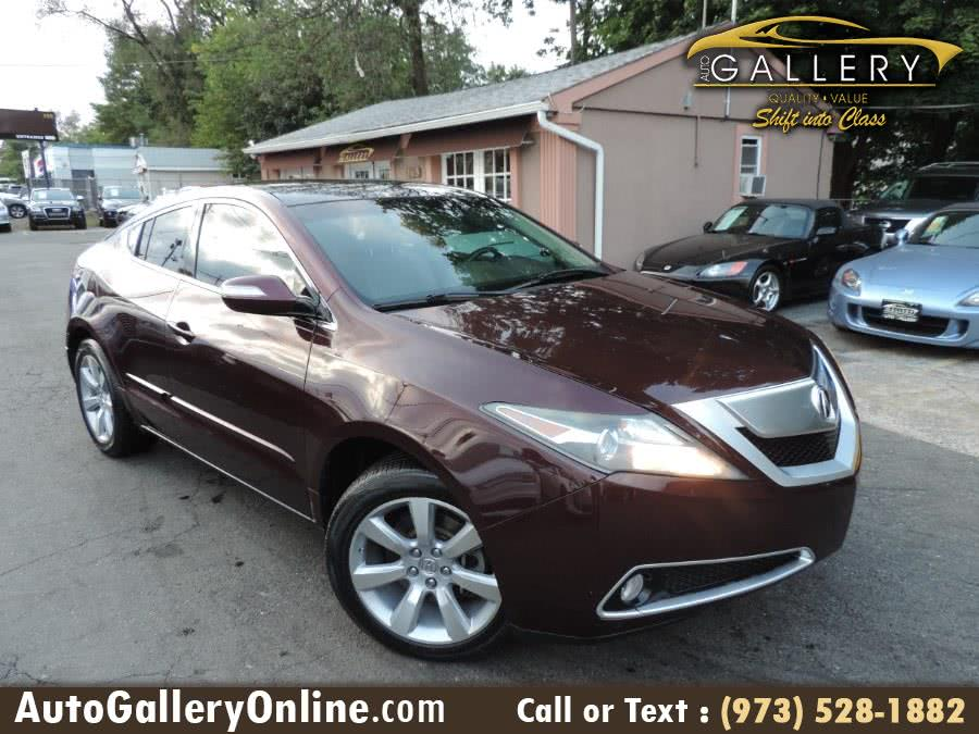 Used Acura ZDX AWD 4dr Tech Pkg 2010 | Auto Gallery. Lodi, New Jersey