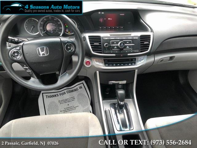 2013 Honda Accord EX, available for sale in Garfield, New Jersey | 4 Seasons Auto Motors. Garfield, New Jersey