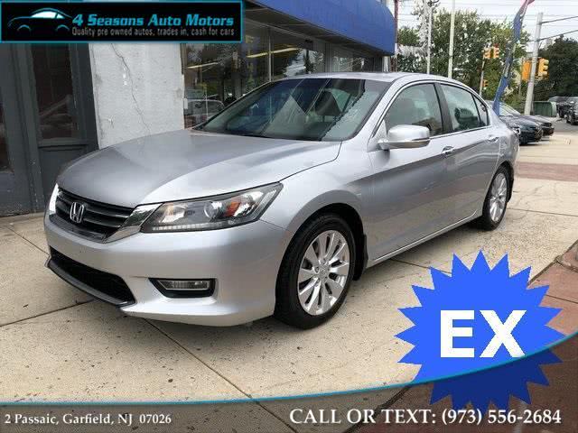 Used 2013 Honda Accord in Garfield, New Jersey | 4 Seasons Auto Motors. Garfield, New Jersey