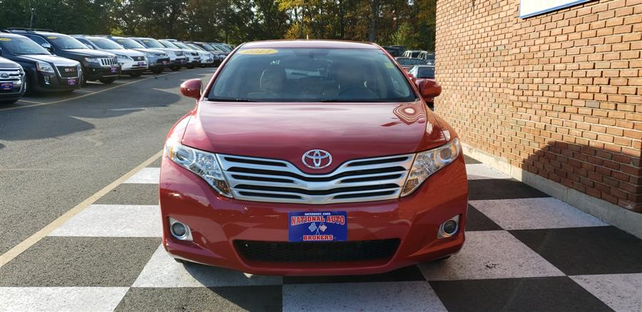 2011 Toyota Venza 4dr Wgn V6 AWD, available for sale in Waterbury, Connecticut | National Auto Brokers, Inc.. Waterbury, Connecticut