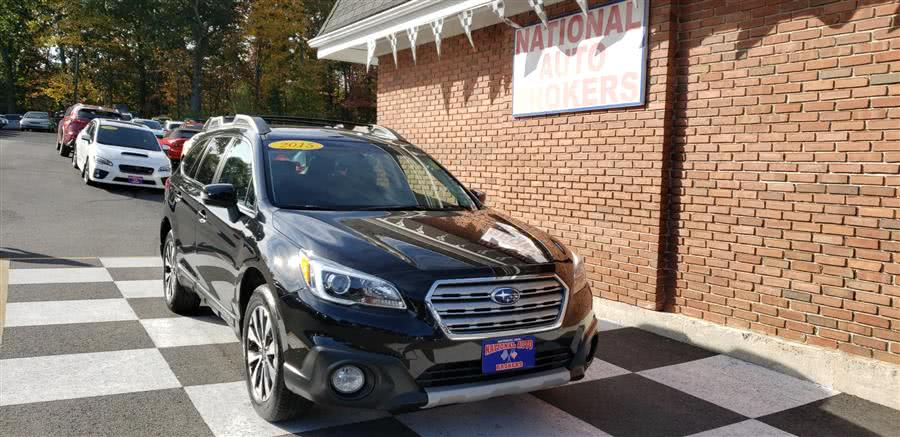 Used Subaru Outback 4dr Wgn 2.5i Limited 2015 | National Auto Brokers, Inc.. Waterbury, Connecticut
