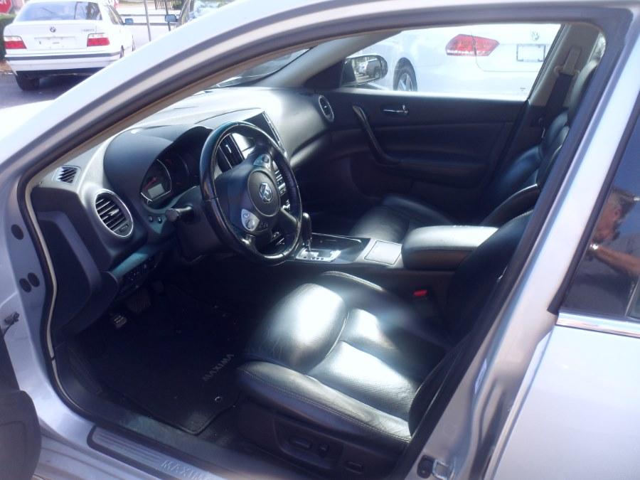 2011 Nissan Maxima 4dr Sdn V6 CVT 3.5 S, available for sale in Bridgeport, Connecticut | Hurd Auto Sales. Bridgeport, Connecticut