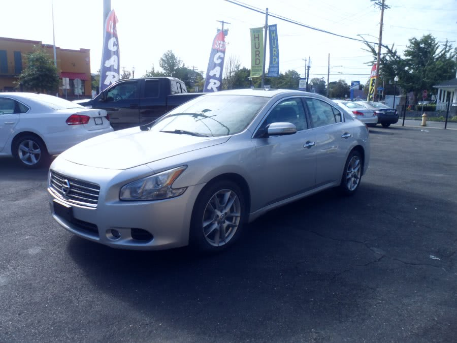 Used 2011 Nissan Maxima in Bridgeport, Connecticut | Hurd Auto Sales. Bridgeport, Connecticut