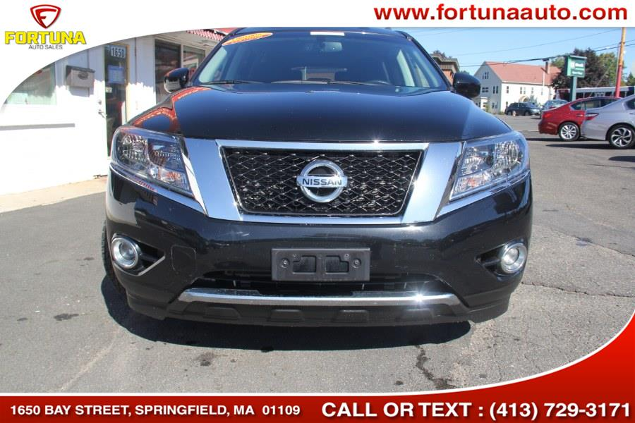 2015 Nissan Pathfinder 4WD 4dr SV, available for sale in Springfield, Massachusetts | Fortuna Auto Sales Inc.. Springfield, Massachusetts