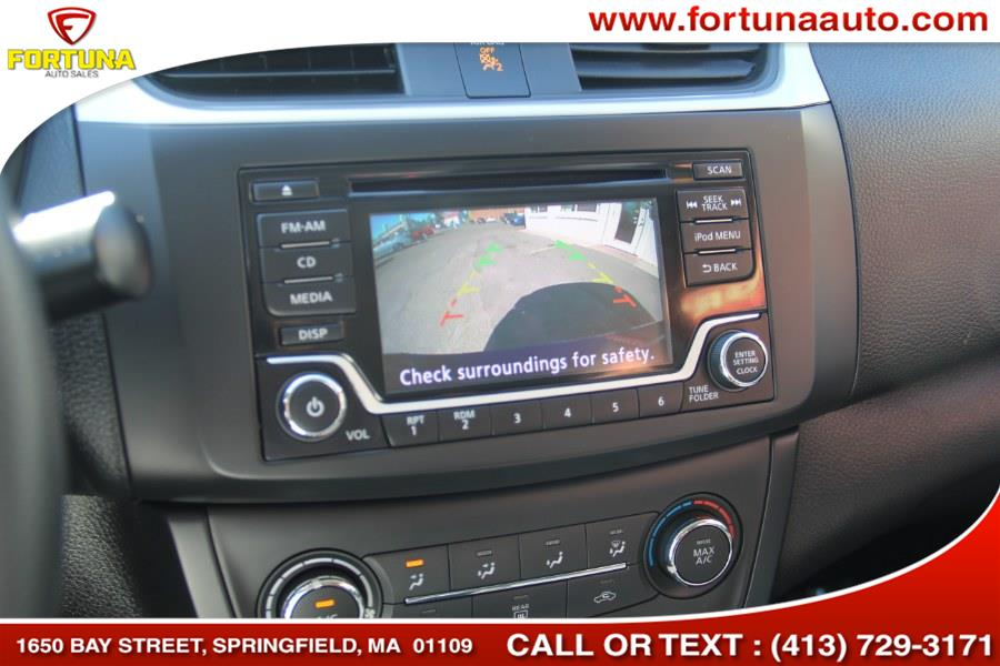 2018 Nissan Sentra S, available for sale in Springfield, Massachusetts | Fortuna Auto Sales Inc.. Springfield, Massachusetts