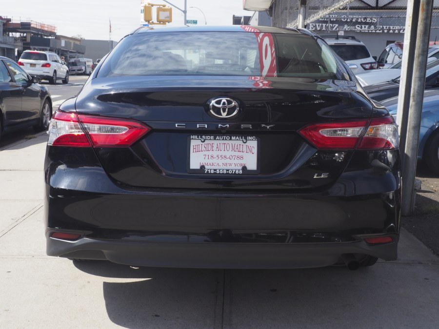 Used Toyota Camry LE Auto (Natl) 2018 | Hillside Auto Mall Inc.. Jamaica, New York