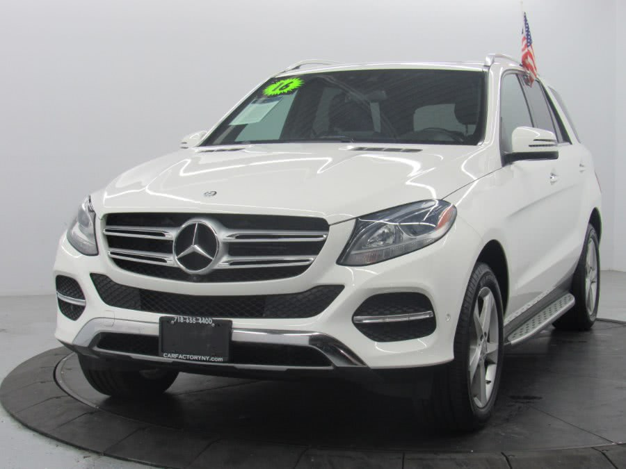 Used 2016 Mercedes-Benz GLE in Bronx, New York | Car Factory Inc.. Bronx, New York