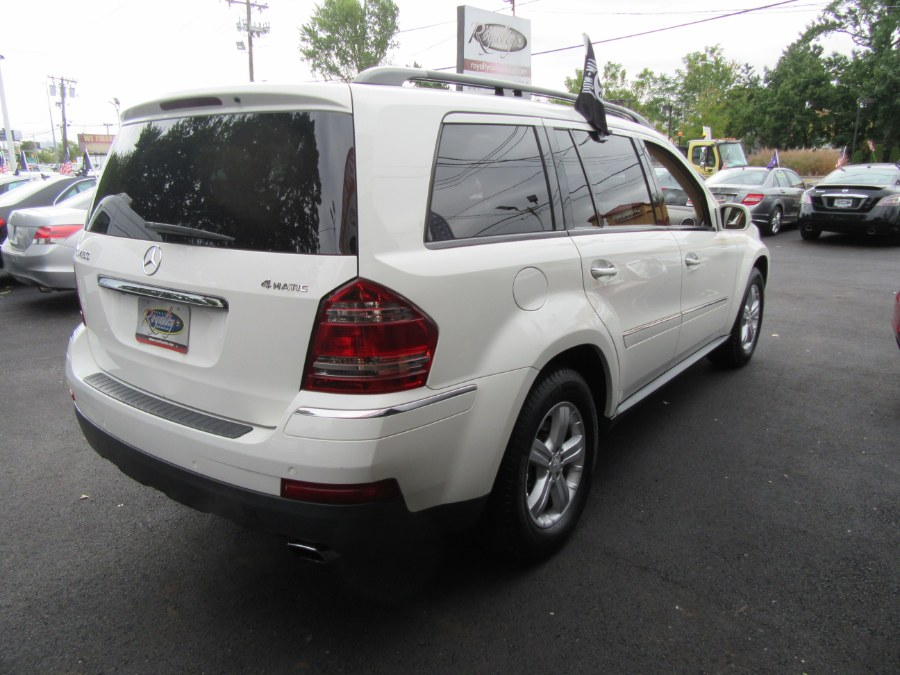 2008 Mercedes-Benz GL-Class 4MATIC 4dr 4.6L, available for sale in Little Ferry, New Jersey | Royalty Auto Sales. Little Ferry, New Jersey