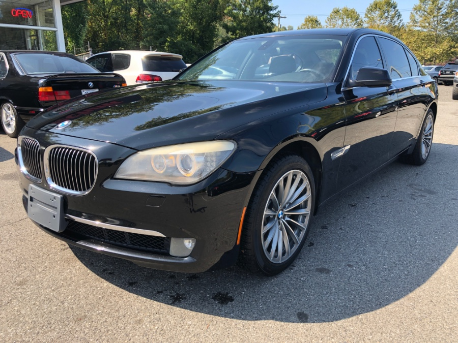 2011 BMW 7 Series 4dr Sdn 740Li RWD, available for sale in New Milford, CT