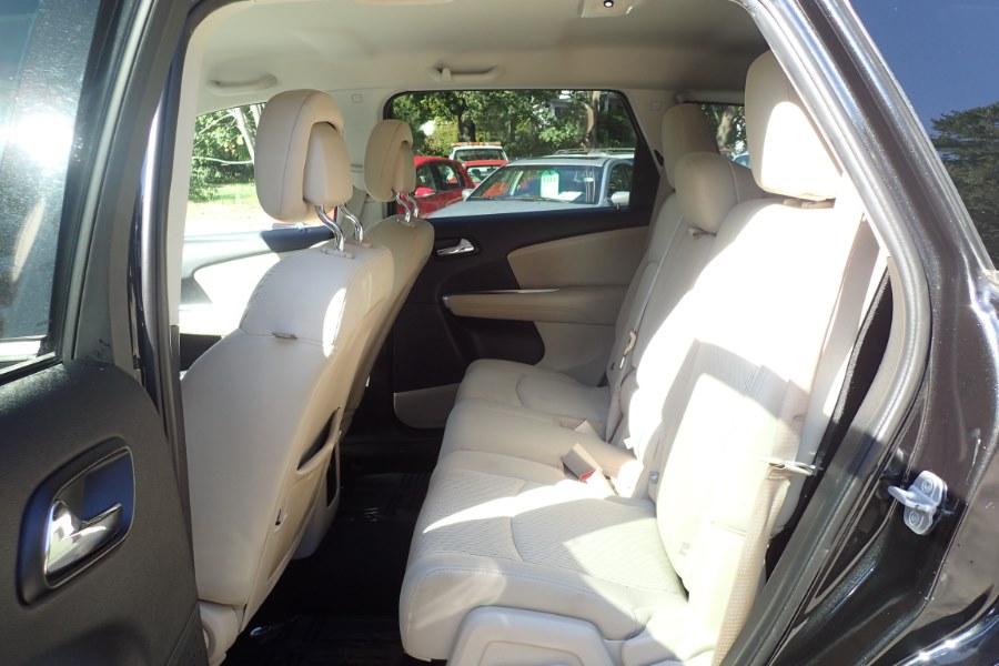 2012 Dodge Journey AWD SXT, available for sale in Storrs, Connecticut | Eagleville Motors. Storrs, Connecticut