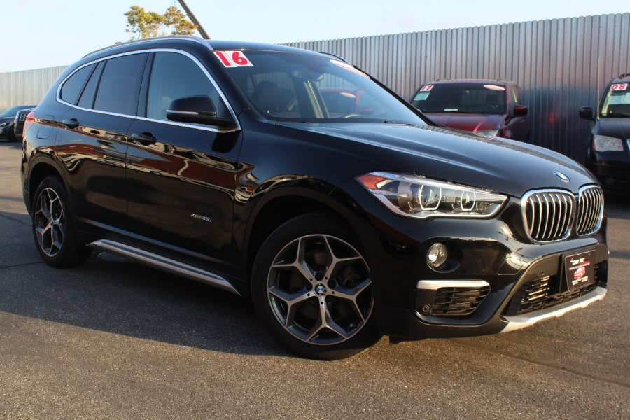Used 2016 BMW X1 in Deer Park, New York | Car Tec Enterprise Leasing & Sales LLC. Deer Park, New York