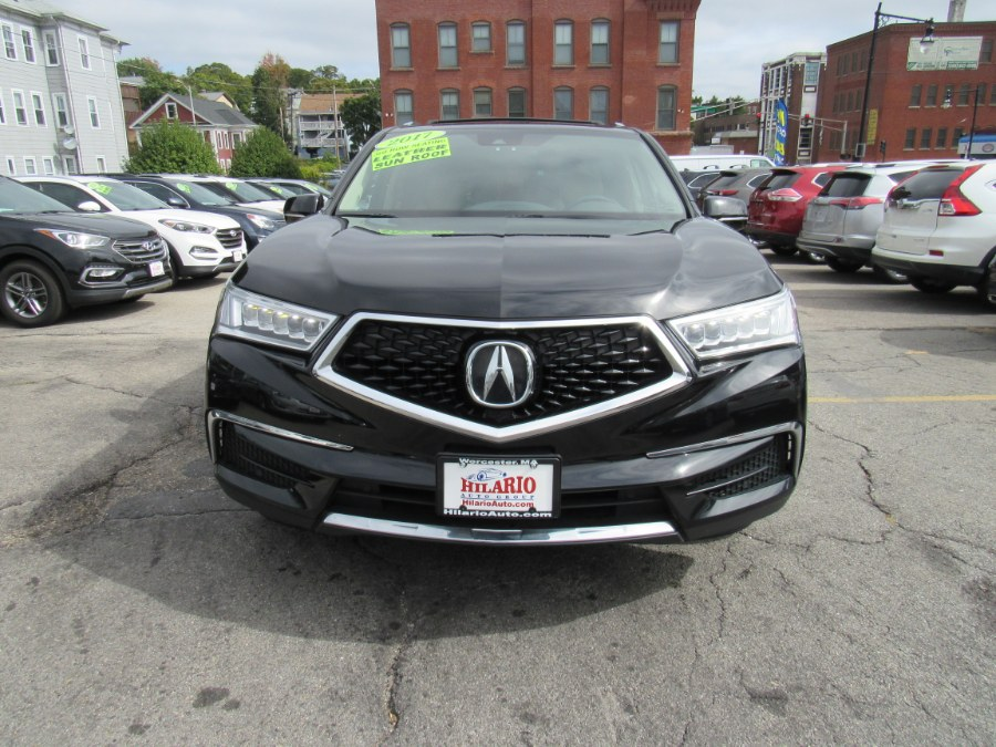 2017 Acura MDX SH-AWD, available for sale in Worcester, Massachusetts | Hilario's Auto Sales Inc.. Worcester, Massachusetts