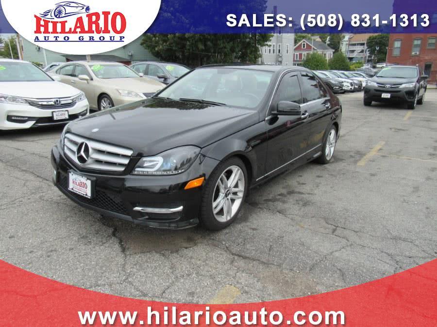 Used 2013 Mercedes-Benz C-Class in Worcester, Massachusetts | Hilario's Auto Sales Inc.. Worcester, Massachusetts