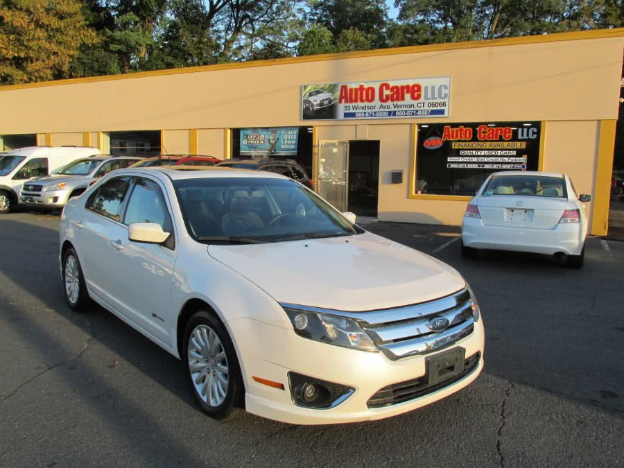 Used Ford Fusion 4dr Sdn Hybrid FWD 2010 | Auto Care Motors. Vernon , Connecticut