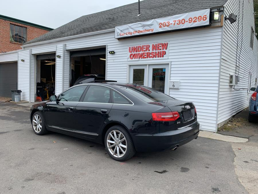 Used Audi A6 4dr Sdn 3.0L quattro Prestige 2009 | Car City of Danbury, LLC. Danbury, Connecticut