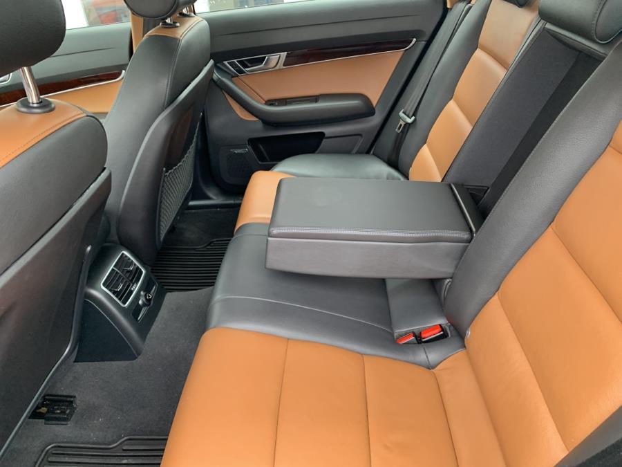 2009 Audi A6 4dr Sdn 3.0L quattro Prestige, available for sale in Danbury, Connecticut | Car City of Danbury, LLC. Danbury, Connecticut
