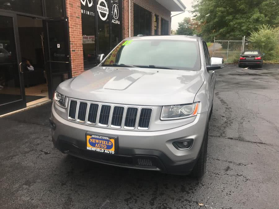 Used 2015 Jeep Grand Cherokee in Middletown, Connecticut | Newfield Auto Sales. Middletown, Connecticut