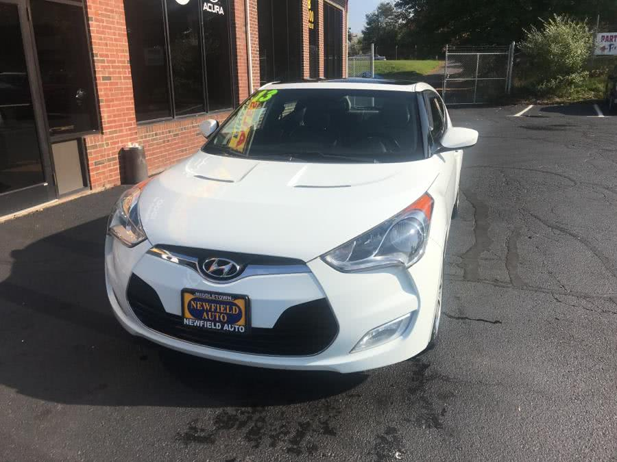 Used 2013 Hyundai Veloster in Middletown, Connecticut   Newfield Auto Sales. Middletown, Connecticut