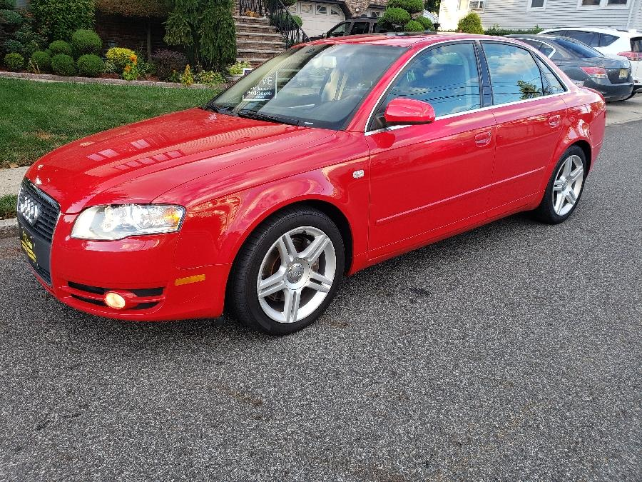 2007 Audi A4 2007 4dr Sdn Auto 2.0T quattro, available for sale in Little Ferry, New Jersey | Victoria Preowned Autos Inc. Little Ferry, New Jersey