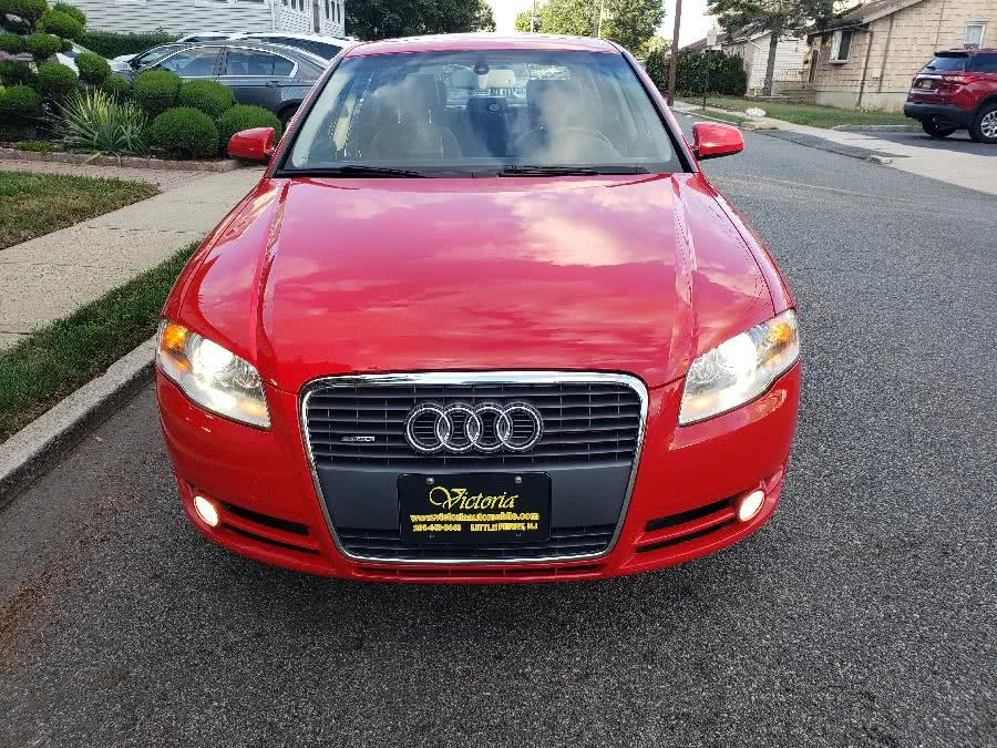2007 Audi A4 2007 4dr Sdn Auto 2.0T quattro, available for sale in Little Ferry, NJ
