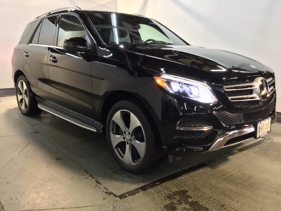 Used Mercedes-Benz GLE 4MATIC 4dr GLE 350 2016   M Sport Motor Car. Hillside, New Jersey